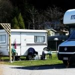 Clean and tidy camping facilities